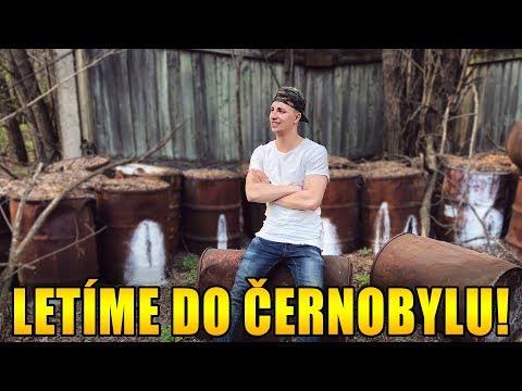 LETÍME DO ČERNOBYLU! ✈️ (NO CLICKBAIT)