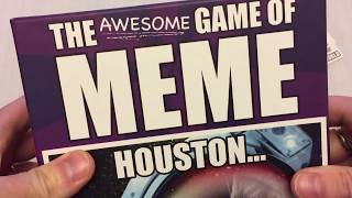 The Awesome Game of Meme - Review