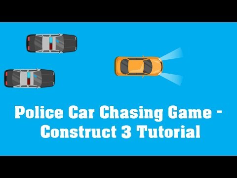 Make a Police Car Chase Game