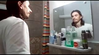 Phantom in the mirror