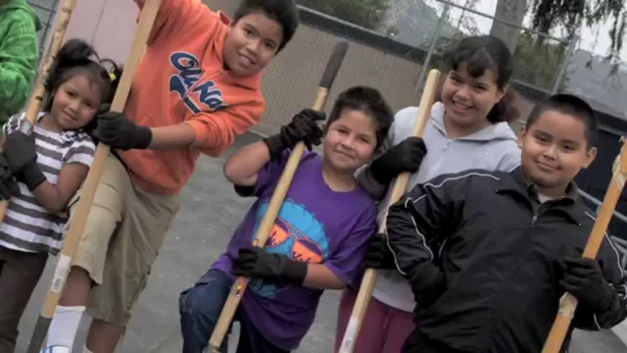 L.A. Works: Volunteers for a Greater LA