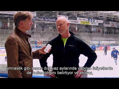 Buz Pistini Soğuturken, Seyircileri Isıtmak I FabricAir Hava Çorapları