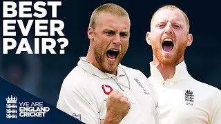 What If Stokes & Flintoff Played Together? | Best Ever Partnership? | England Cricket 2020