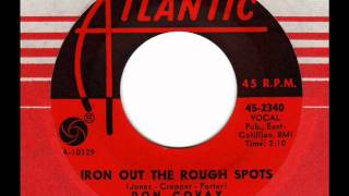 DON COVAY & the GOODTIMERS Iron out the rough spot