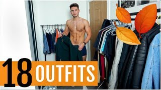 18 Stylish Mens Autumn/Fall Outfits | Mens Autumn Outfit Ideas 2019