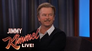 David Spade on Taking Pictures & Signing Autographs