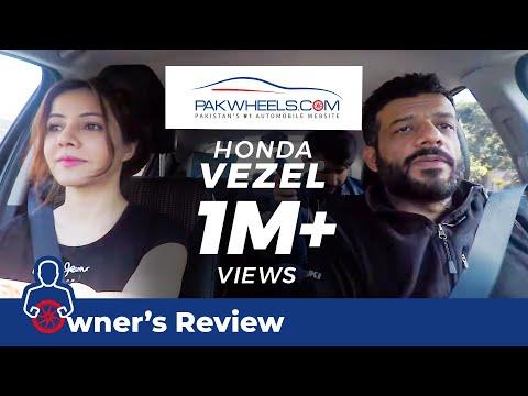 Honda Vezel   Owner's Review