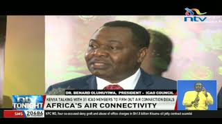 27 states have signed the single African Air Transport agreement