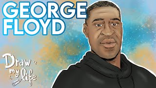 GEORGE FLOYD #BLACKOUTTUESDAY #BlackLivesMatter | Draw My Life