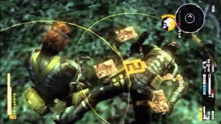 Metal Gear Solid: Peace Walker #8-1: Clanged In