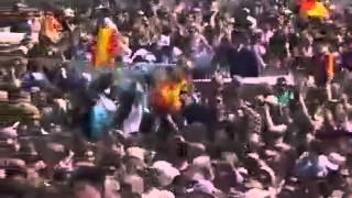 UNIV 2011: Audiëntie bij de paus