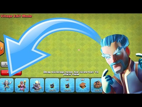Video Clash of Clans - NEW ICE WIZARD TROOP (Leaks, Rumors, Wishes)