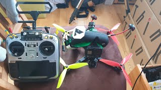 My First Time Flying FPV