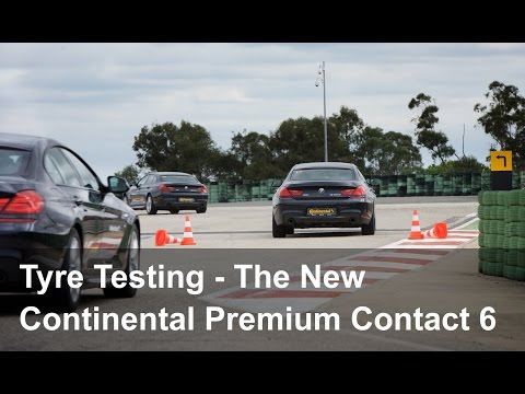 Continental PremiumContact 6 Launch - Is this a Pilot Sport 4 rival?