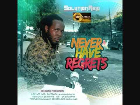 NEVER HAVE REGRETS___[SOLUTION REID] COMING OF THIS UPCOMING EP