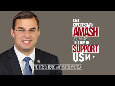 Tell Representative Amash: Michigan First. Vote YES on the USMCA
