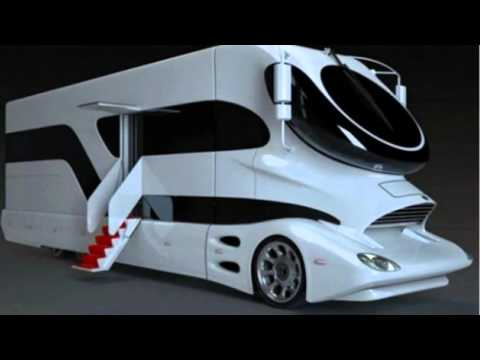 The Most Luxurious Motorhome  In The World - EleMMent Palazzo