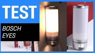 Bosch Eyes Überwachungskamera im Test - Außenkamera mit Licht (1)