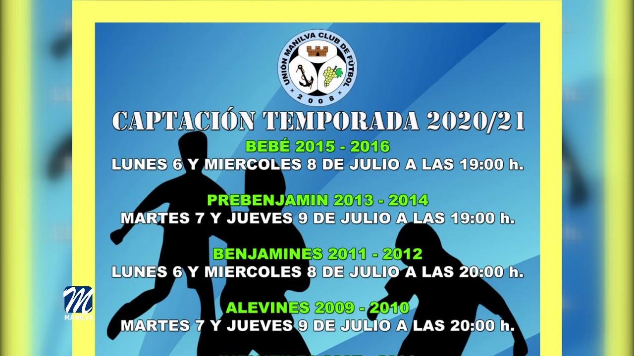 Captación Unión Manilva – Temporada 2020/21