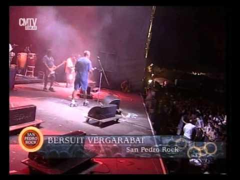 Bersuit Vergarabat video El gordo motoneta - San Pedro Rock I - 2003