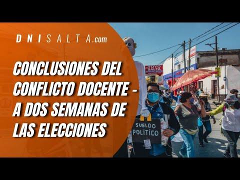 Video: DNI TV: EL CONFLICTO DOCENTE ENTRÓ EN UN IMPASSE