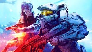 Battlefield & Halo | Main Theme Mashup