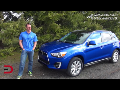 Detailed Review: 2015 Mitsubishi Outlander Sport on Everyman Driver