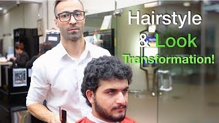 Best Mens Haircuts For (Curly Hair) 2018 | Keratin Hair Treatment | Hairstyles For Men #37