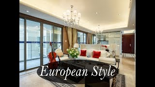 Home Decor Ideas - European Style