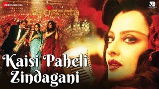 Kaisi Paheli Zindagani | Parineeta | Rekha & Sanjay Dutt
