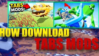 how to download tabs mods on mac - TH-Clip