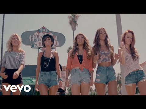 The Saturdays - What About Us (Official Video)