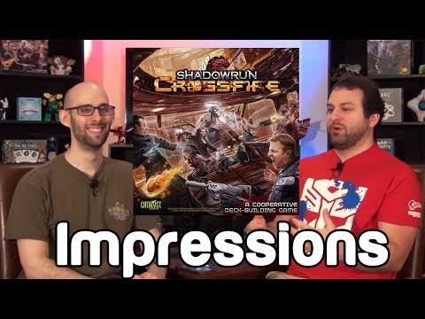 Shadowrun: Crossfire Impressions | Roll For Crit