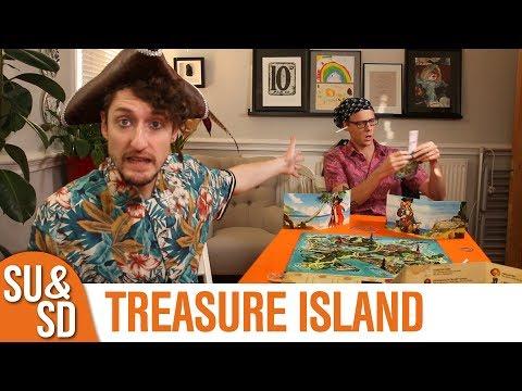 Shut Up & Sit Down reviews: TREASURE ISLAND