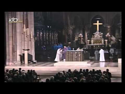 Messe avec imposition des Cendres