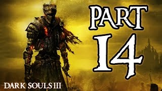 ► Dark Souls 3 | #14 | Metalové peklo! | CZ Lets Play / Gameplay [1080p] [PC]