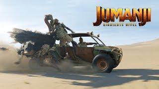 Sony Pictures Entertainment JUMANJI: SIGUIENTE NIVEL. No hay reglas. En cines 13 de diciembre. anuncio