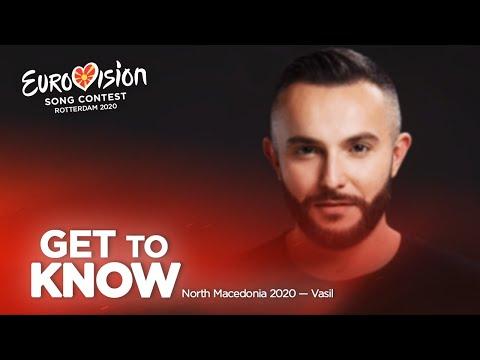 🇲🇰: Get To Know - North Macedonia 2020 - Vasil