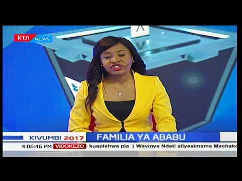Kivumbi2017: Familia ya Ababu Namwamba yahofia usalama wao