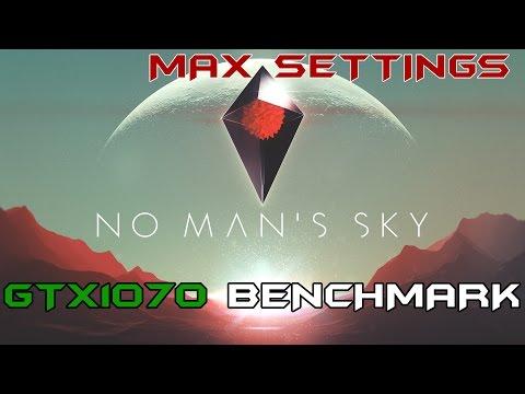 No Man's Sky FPS @ GTX1070 = 100+ :: No Man's Sky General