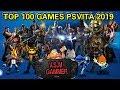 Top 100 Jogos Psvita Recomendado 2019
