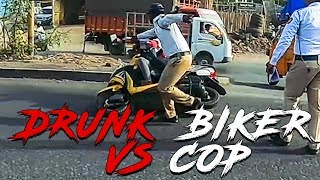 ANGRY & COOL COPS Vs BIKERS | POLICE Vs MOTORCYCLE  |  [ Episode 135]