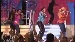 The Cheetah Girls - Live in Madrid - Dance Me If You Can