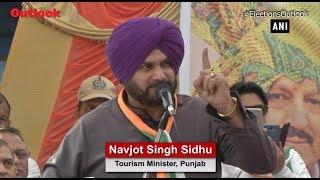 Navjot Singh Slams PM Modi, Calls Him 'Dalal'