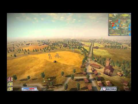 Napoleon Total War III Marengo historical map