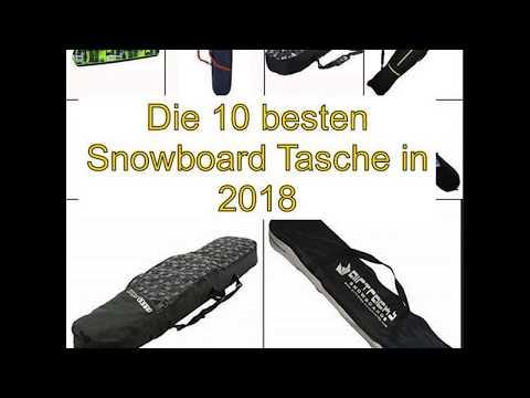 Die 10 besten Snowboard Tasche in 2018