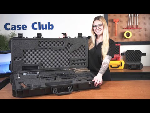 AR15 Rifle Case (Gen-2) - Featured Youtube Video