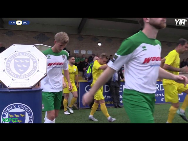 Highlights: Bognor Regis Town 1 Chichester City 0