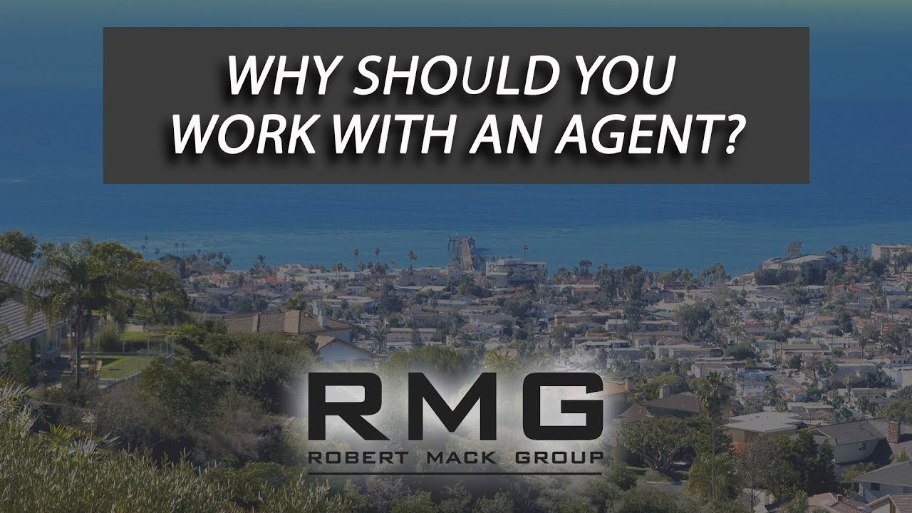 Why Should You Work With an Agent?