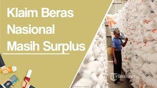 Kementan Klaim Persediaan Beras Nasional Masih Surplus